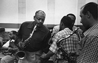 Charlie Parker and group at jam session