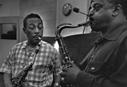 Johnny Hodges, Ben Webster