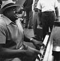 Oscar Peterson, piano